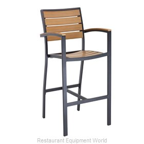 Florida Seating BAL-5602 Bar Stool, Outdoor