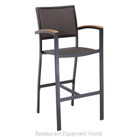 Florida Seating BAL-5625 Bar Stool, Outdoor