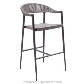 Florida Seating BRP-01 Bar Stool, Outdoor