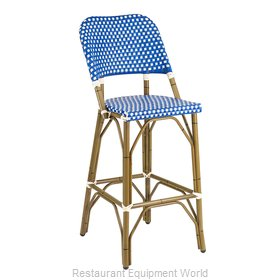 Florida Seating BRT-01 Bar Stool, Outdoor