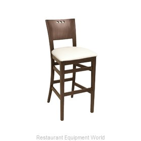 Florida Seating CN-94B-TRIO GR1 Bar Stool, Indoor