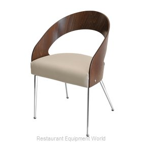 Florida Seating CN-EMILY H S COM Chair, Lounge, Indoor
