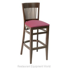 Florida Seating CON-915B GR1 Bar Stool, Indoor