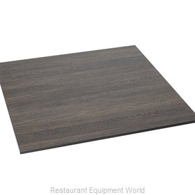 Florida Seating ELEMENT MALI WENGE 30X48 Table Top, Laminate
