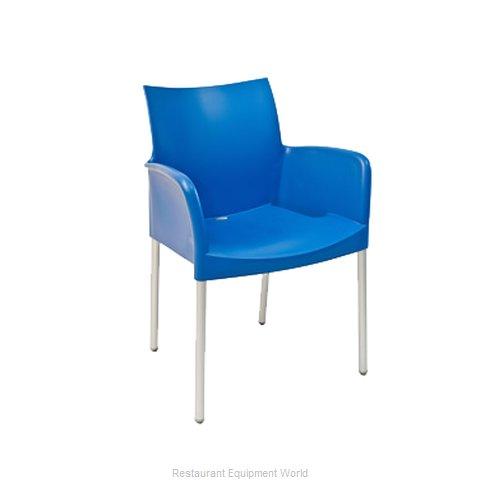 Super Florida Seating Ice A Sky Chair Armchair Stacking Outdoor Inzonedesignstudio Interior Chair Design Inzonedesignstudiocom