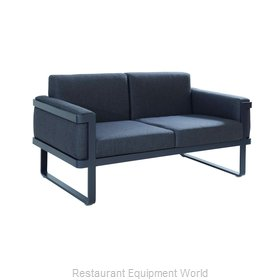 Florida Seating PB 2-SEAT SOFA Sofa Seating, Outdoor