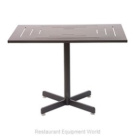 Florida Seating TA-LC 24X24 Table Top, Metal