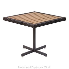 Florida Seating WC-PT 24X24 Table Top, Plastic