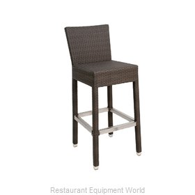 Florida Seating WIC-07B Bar Stool, Outdoor