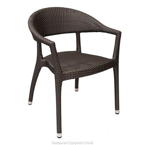 Cool Florida Seating Wic 11 Chair Armchair Stacking Outdoor Inzonedesignstudio Interior Chair Design Inzonedesignstudiocom