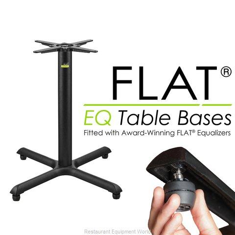 Flat Tech CT2059 Table Base, Metal