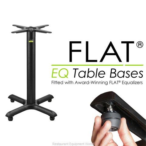 Flat Tech CT2063 Table Base, Metal