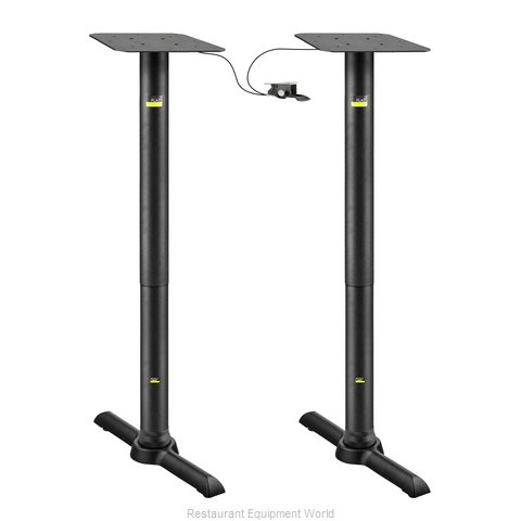 Flat Tech CT2067 Table Base, Metal