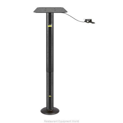 Flat Tech CT7000 Table Base, Metal