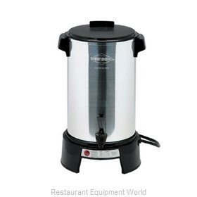 Focus Foodservice LLC 43536 Coffee Percolator, Electric