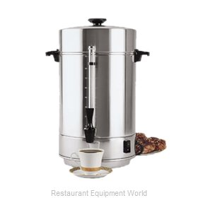 Focus Foodservice LLC 58001R Coffee Percolator, Electric