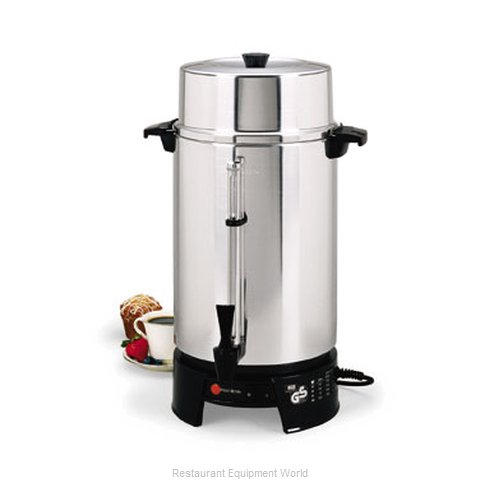 Focus Foodservice LLC 58010V Coffee Brewer Percolator