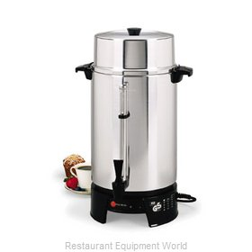 Focus Foodservice LLC 58010V Coffee Percolator, Electric