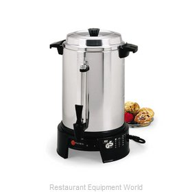 Focus Foodservice LLC 58015V Coffee Brewer Percolator