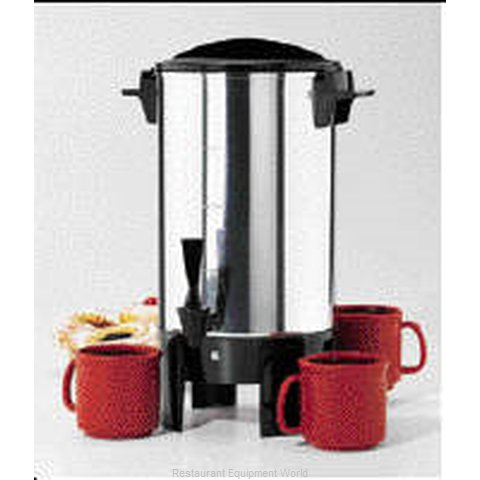 Focus Foodservice LLC 58030R Coffee Brewer Percolator (Magnified)