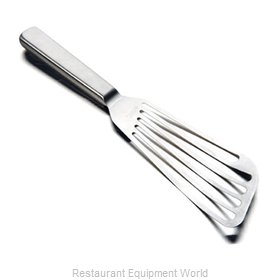 Focus Foodservice LLC 8694 Turner, Slotted, Stainless Steel