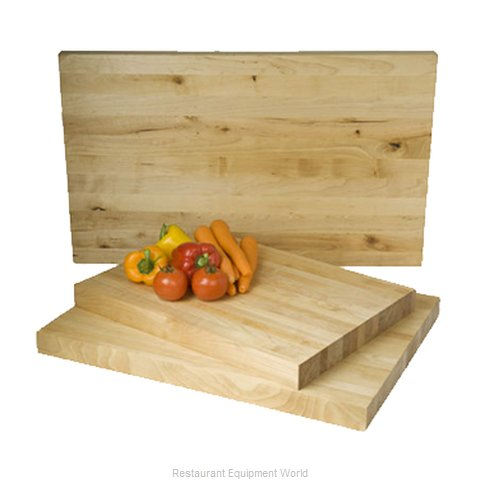Focus Foodservice LLC 8935 Cutting Board, Wood