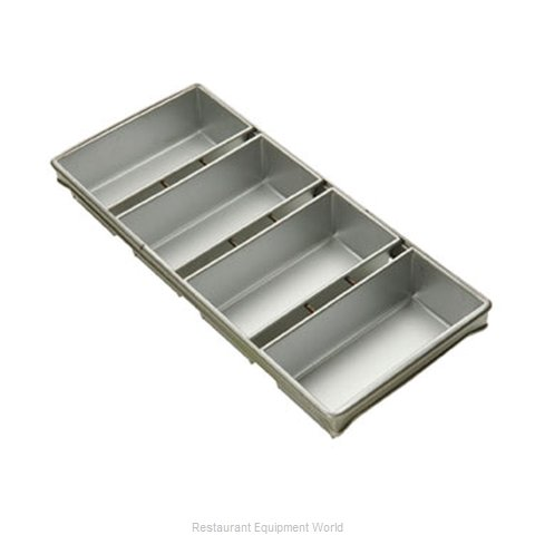 Focus Foodservice LLC 904245 Bread Loaf Pan (Magnified)