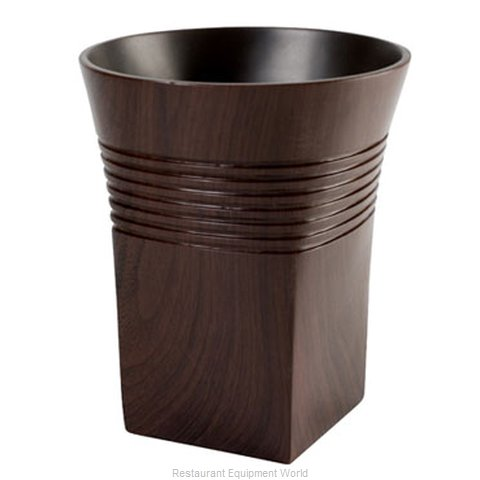 Focus Foodservice LLC BS-VN8 Waste Basket Plastic