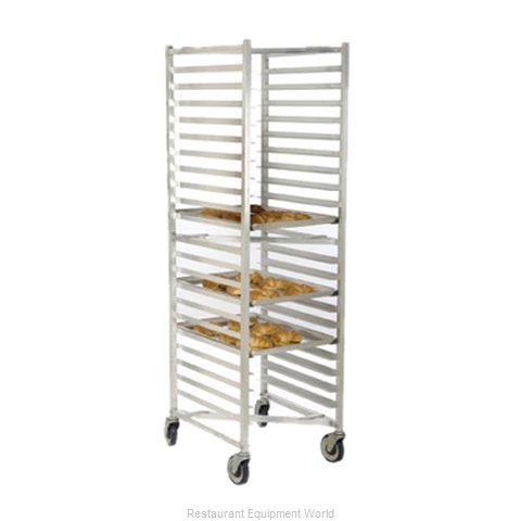 Focus Foodservice LLC FAZNBR12 Rack Mobile Bun Sheet Pan 18 x26