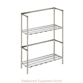 Focus Foodservice LLC FBKR184863 Keg Rack