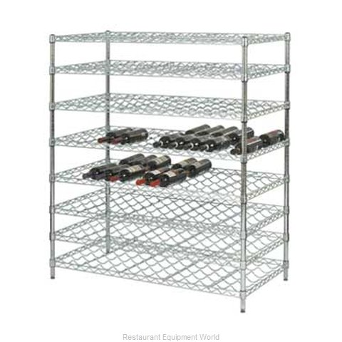 Focus Foodservice LLC FDWSK4863CH Shelving Unit, Wine (Magnified)