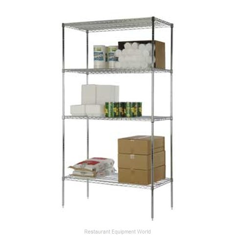 Focus Foodservice LLC FF2442WRSS Shelving, Wire