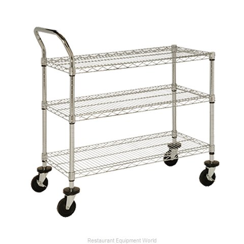 Focus Foodservice LLC FFC18363C Utility Cart (Magnified)