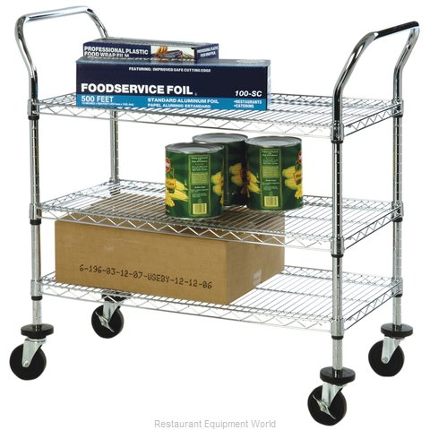 Focus Foodservice LLC FFC24363CH Utility Cart (Magnified)
