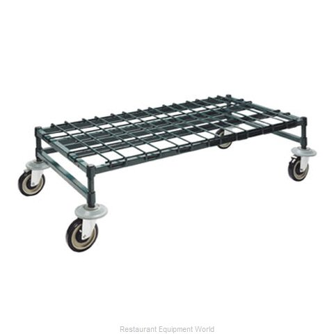 Focus Foodservice LLC FFMDR2424GN Dunnage Rack, Wire Mobile