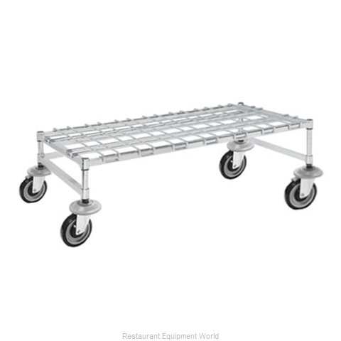 Focus Foodservice LLC FFMDR2460CH Dunnage Rack, Wire Mobile
