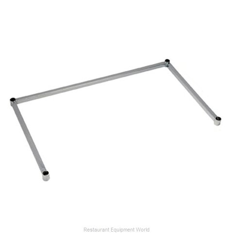 Focus Foodservice LLC FFSF2436CH Shelving, 3-Sided Frame (Magnified)