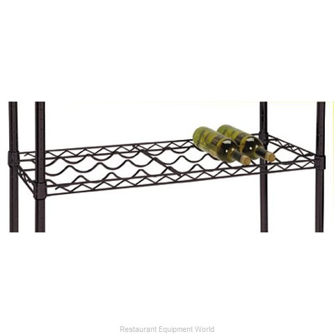 Focus Foodservice LLC FFWS1448BK Shelving Wine (Magnified)