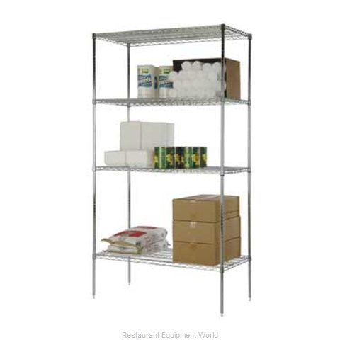 Focus Foodservice LLC FK183674CH Shelving Unit, Wire