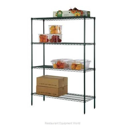 Focus Foodservice LLC FK183674GN Shelving Unit, Wire