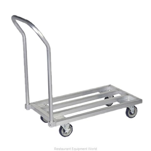 Focus Foodservice LLC FMADR2420 Dunnage Rack, Tubular Mobile (Magnified)
