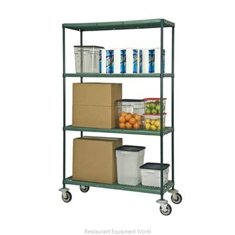 Focus Foodservice LLC FMPS2136694 Shelving Unit, Louvered Slotted