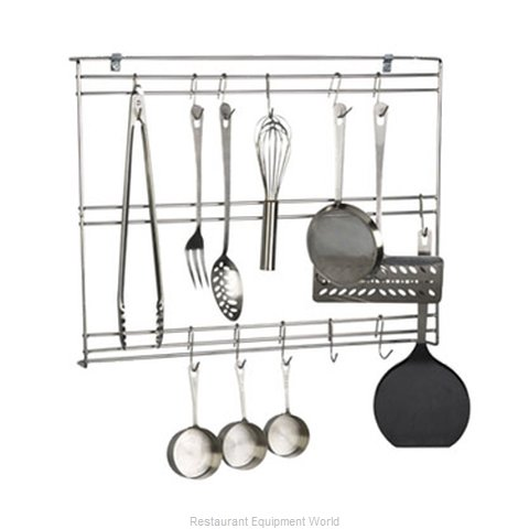 Focus Foodservice LLC FUR1824CHSS Wall Rack