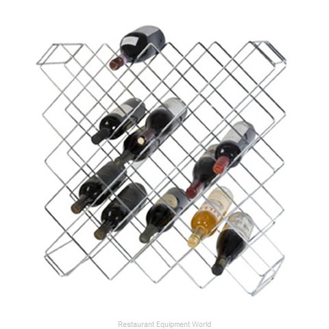 Focus Foodservice LLC FWBR45CH Wine Bottle Rack