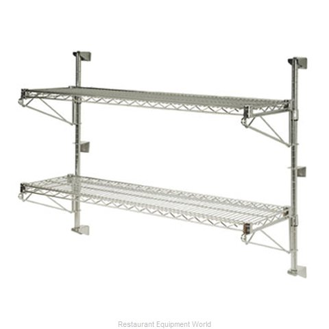 Focus Foodservice LLC FWPS24CH Wall Mount, for Shelving