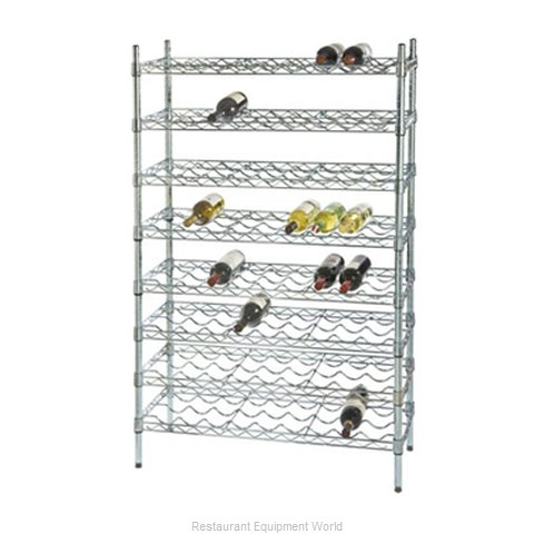 Focus Foodservice LLC FWSK3674CH Shelving Unit Wine (Magnified)