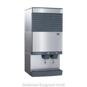 Follett 110CT425W-L Ice Maker Dispenser, Nugget-Style