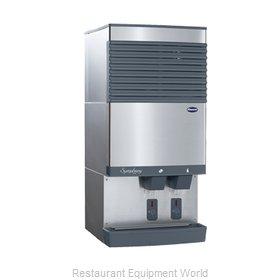 Follett 110CT425W-S Ice Maker Dispenser, Nugget-Style