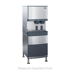 Follett 110FB425A-SI Ice Maker Dispenser, Nugget-Style