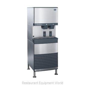 Follett 110FB425W-S Ice Maker Dispenser, Nugget-Style